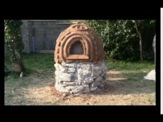 3 parts: How to make a cob oven or clay oven, Part one (3 cob ovens to go see while I'm in Petaluma this weekend: Oasis Farm, Petaluma Bounty, Green String Farm)