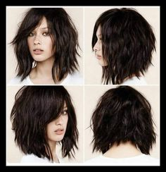 Best Ideas Of 50 Best Variations Of A Medium Shag Haircut for Your ... | WomanAdvise - WOMANADVISE.COM