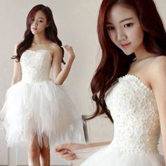 puff 2013 saia curta design puff saia bandage slim branco curto formal vestido da dama de honra curto para as