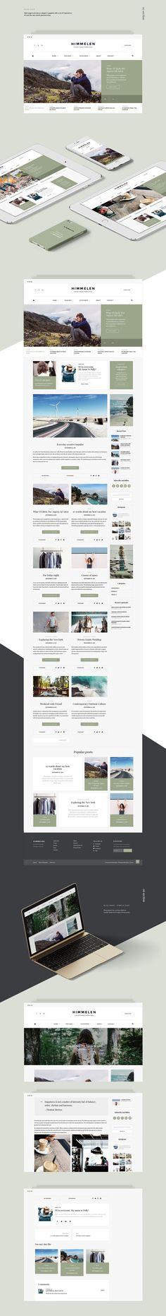 Himmelen on Web Design Served