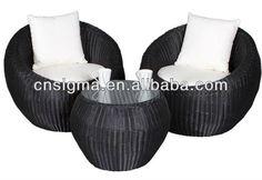 outdoor rattan round rattan wicker tub chairs