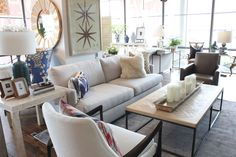If you've been thinking about freshening up your home for spring, now is the perfect time to buy! All upholstery and casegoods are on sale now. This includes sofas, chairs, beds, cocktail tables, dining tables, side tables, and more. If you don't see what you are looking for in the store, let us help you find the perfect piece you've been looking for. Stop in and have one of our design experts help you find exactly what you are after!