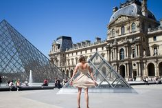 A day in Paris at the Louvre | Four Threads #paris #louvre