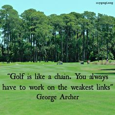 Practice your weaknesses not your strengths #Golf #Quotes #Golfing #Moitvational #Motivation #Life