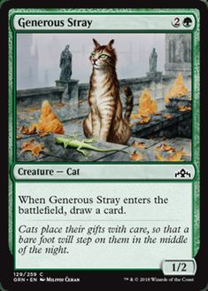 4x Prowling Caracal NM MTG Ravnica Allegiance White Common