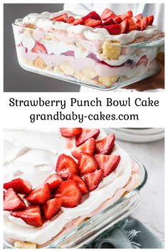 Strawberry Cream Cheese Filling, Strawberry Cream Cakes, Cream Cheese Desserts, Cool Whip Desserts, Just Desserts, Delicious Desserts, Yummy Treats, Strawberry Deserts Recipes, Sweets Recipes