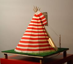Tipi lamp Native American Art, Nativity, Arts And Crafts, Concept, Teepees, House, Craft Items, Crafts, Art Crafts
