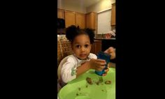 All Hail The Queen! Watch As Cute Baby Nola Tells Her Dad About Her Future King. - Cute Baby, Dad, Future King, Videos