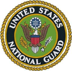 The Army National Guard (ARNG), in conjunction with the Air National Guard, are… National Guard Retirement, Military Retirement, Army National Guard, Military Mom, Us Army Logo, Army Basic Training, Army Sister, Military Insignia, Confederate Flag
