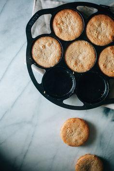 Cast Iron Drop Biscuit Pan Lodge Drop Biscuits Cast