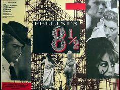 8 1/2 Pelicula de Fellini Sub español