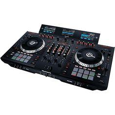 NS7III 4-Channel DJ Performance Controller   Musician's Friend