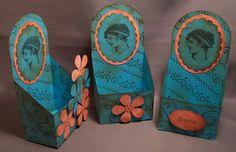 Zwei Linden vor dem Haus: Kleine Display-Schachteln/ Geschenkschachteln