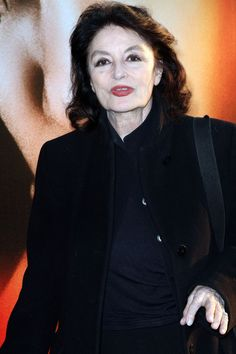 Anouk Aimee - The 'Stanley Kubrick' Exhibition Launch 2011 ~ (Unbelievable, she is 78 on this picture)
