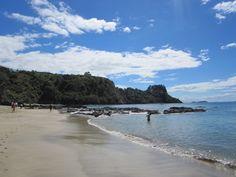 Palm Beach Beautiful Scenery, Beautiful Beaches, Waiheke Island, Palm Beach, New Zealand, World, Places, Water, Outdoor