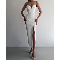 Cheap Homecoming Dresses, Prom Outfits, Party Wear Dresses, Cute Dresses, Dress For Party, Cocktail Party Outfit, Sexy Cocktail Dress, Satin Dresses, Gowns