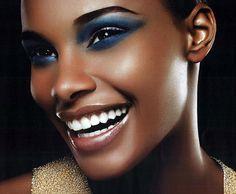dark skin eyeshadow - Google Search