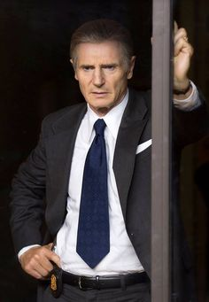 "#LiamNeeson on the set of the film #MarkFelt: ""The Man Who Brought Down the White House"", an American biographical spy thriller film directed and written by #PeterLandesman, based on the 2006 autobiography of FBI agent Mark Felt. The film depicts how Felt became an anonymous source (""Deep Throat"") for reporters #BobWoodward and #CarlBernstein, and helped them in the investigation which led them to the #Watergate scandal. The film stars #DianeLane, #TonyGoldwyn and #MaikaMonroeand."