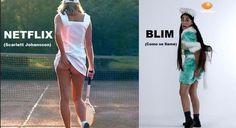 Y hasta referencias de arte moderno. | 17 Memes de Blim vs Netflix que prueban que Internet es un lugar...