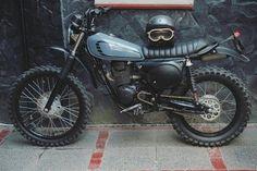 1979 Yamaha DT 100 Custom BISA NEGO BUKA AJA DULU