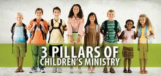 Is your church committed to the spiritual development of children? It's important to provide a clear commitment of spiritual development for kids. What do you want kids to know and do by the time t...