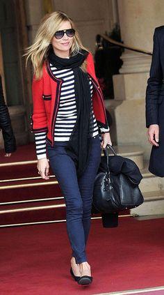 Kate Moss Alexander McQueen Skinny Jeans 3