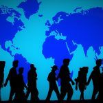 English Spanish Vocabulary - Migration Migración