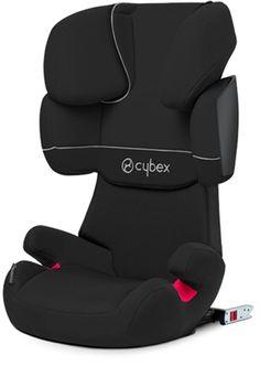 Cybex Solution X Fix Pure Black Car Seats Baby Car Seats Best Baby Car Seats
