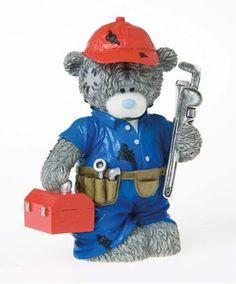 Mr Fix It - Me To You Figurine