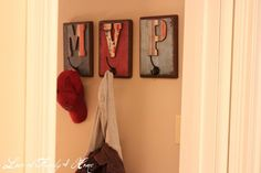 Love Of Family & Home: My First Experiece with Mod Podge! *great use of materials <3