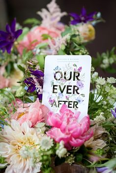 Colorful Spring Wedding In The Midwest | Wedding Paper Divas