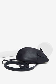 Welcome Companions Mouse Leather Crossbody Bag | Shop Accessories at Nasty Gal