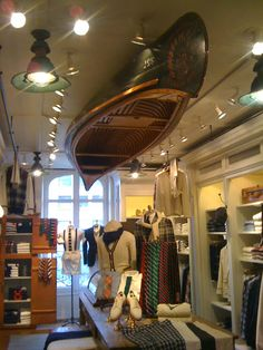 Ralph Lauren, Paris (I do like R.L.) very classic designer ~