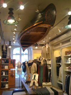 Ralph Lauren, Paris (I do like R.L.) very classic designer ~