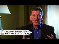 Top Reasons You're Losing Blog Subscribers - Tips by She Speaks Keynote Speaker, Michael Hyatt