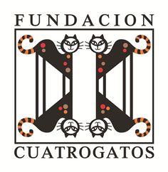 Logotipo de la Fundación Cuatrogatos (www.cuatrogatos.org)