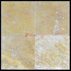 Gold Honed Filled Chiseled Travertine Tiles Great for indoor or outdoor use. We also offer Travertine Tiles in various finishes and sizes. Travertine Tile, Stone Tiles, Stone Quarry, French Pattern, Tile Floor, Things To Come, Indoor, Gold, Crafts