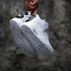 Nike Air Flight 89 Premium: White