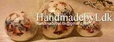 Handmade dekorácia z mojej dielničky HandmadebyLdk