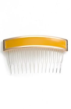 L. Erickson Enamel Side Comb available at #Nordstrom
