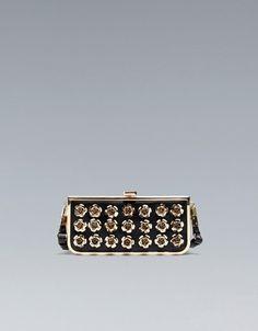 ROSE CLUTCH - Handbags - Woman - ZARA United States