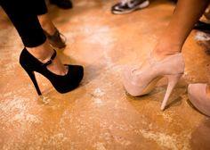 Sky high heels <3