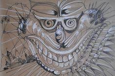 "Saatchi Art Artist Misha Dontsov; Drawing, ""Dream Face"" #art"