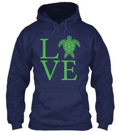Hoodies and Tees for Sea Turtle Lovers!!
