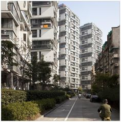 #China #architecture Vertical Housing http://www.archiref.com/en/ref/urban-landscapes-human-scale-31125?flagged=1#.UkfTIz8gpP4