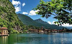 Porlezza, Lago di Lugano, Italy Lugano, Travel List, Italy Travel, Canton Ticino, Italian Side, Italian Lakes, European Vacation, Small Places, Beautiful Places In The World