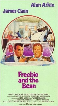 Freebie and the Bean [watching the alan arkin special tonight on tmc reminds me of this movie - one of my top five favs of all time. wish they'd do a sequel. World Movies, Internet Movies, Top Movies, Movies And Tv Shows, Phony People, Film Watch, Police Detective, Moving Pictures, Weird World