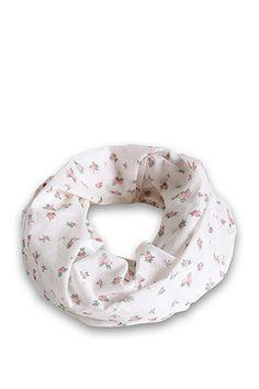 EDC / Gebloemde ronde sjaal