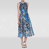 Occa 50's Style Dress L K Bennett