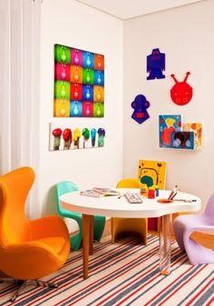 Fantasy environments, playrooms are dreams of parents and children - BOL Photos